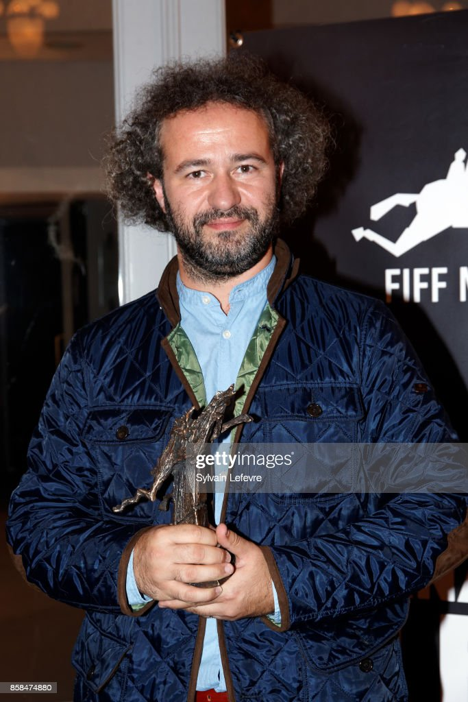 Adrian Silisteanu attends the Award Ceremony of 32nd Namur International French-Language Film Festival (FIFF) on October 6, 2017 in Namur, Belgium.