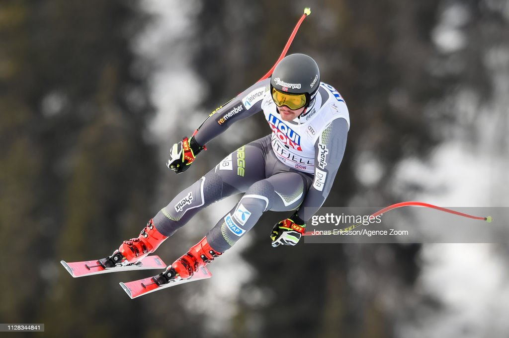 RUS: Audi FIS Alpine Ski World Cup - Women's Downhill