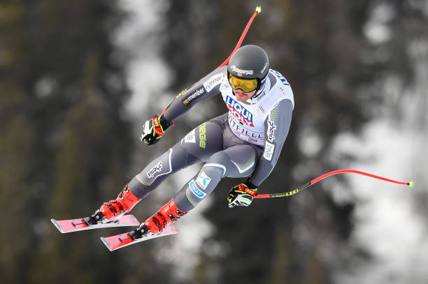 RUS: Audi FIS Alpine Ski World Cup - Women's Downhill