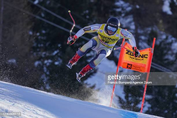 Adrian Smiseth Sejersted of Norway during the Audi FIS Alpine Ski World Cup Men's Downhill Training on December 26 - December 27, 2020 in Bormio...