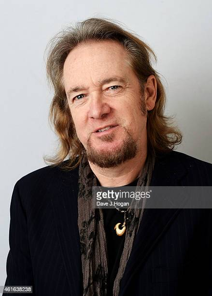 Adrian Smith attends the Zoom F1 Charity auction in aid of Great Ormond Street Hospital Children's Charity at InterContinental Park Lane Hotel on...
