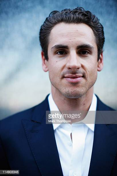 Adrian Sutil of Germany and Force India attends the Amber Fashion Show held at the Meridien Beach Plaza on May 27, 2011 in Monte Carlo, Monaco.