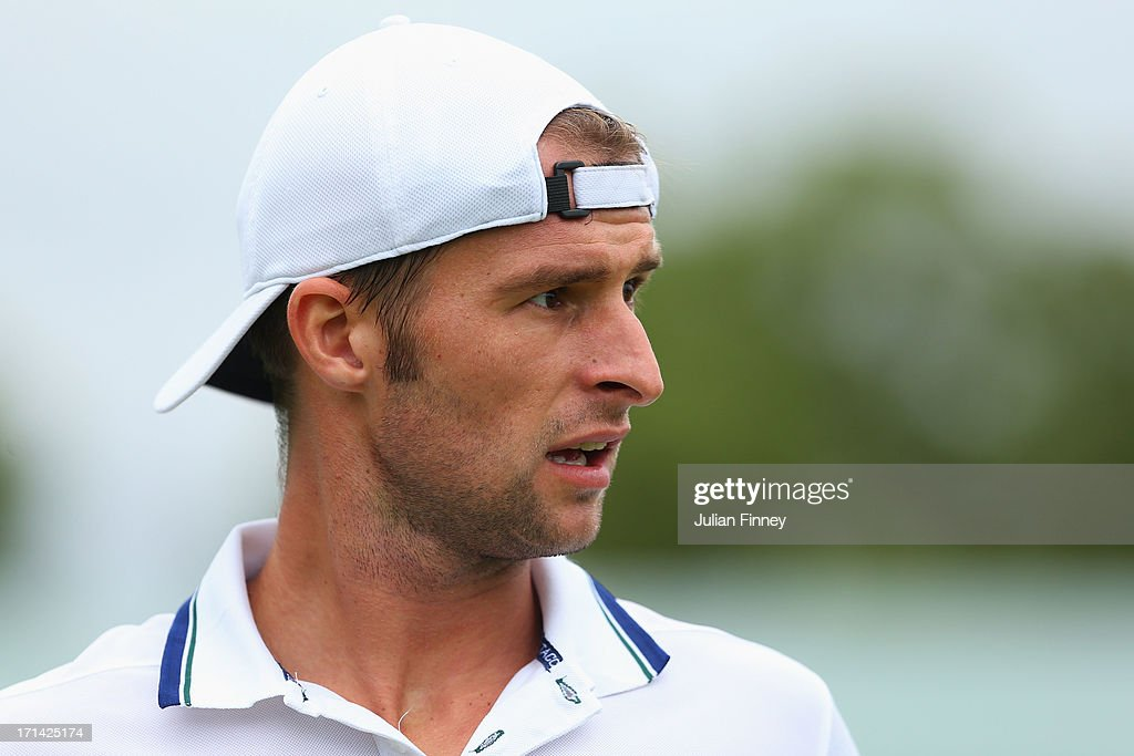 The Championships - Wimbledon 2013: Day One : News Photo