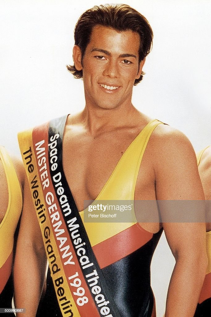 Adrian Ursache, ('Mister Germany' 1998, 01.01.1998 P.-Nr.: 1667/06, Mister-Wahl, Scherbe, Schönheitskönigin, Promi, JB; Veröffentlichung nur gegen Hon : News Photo