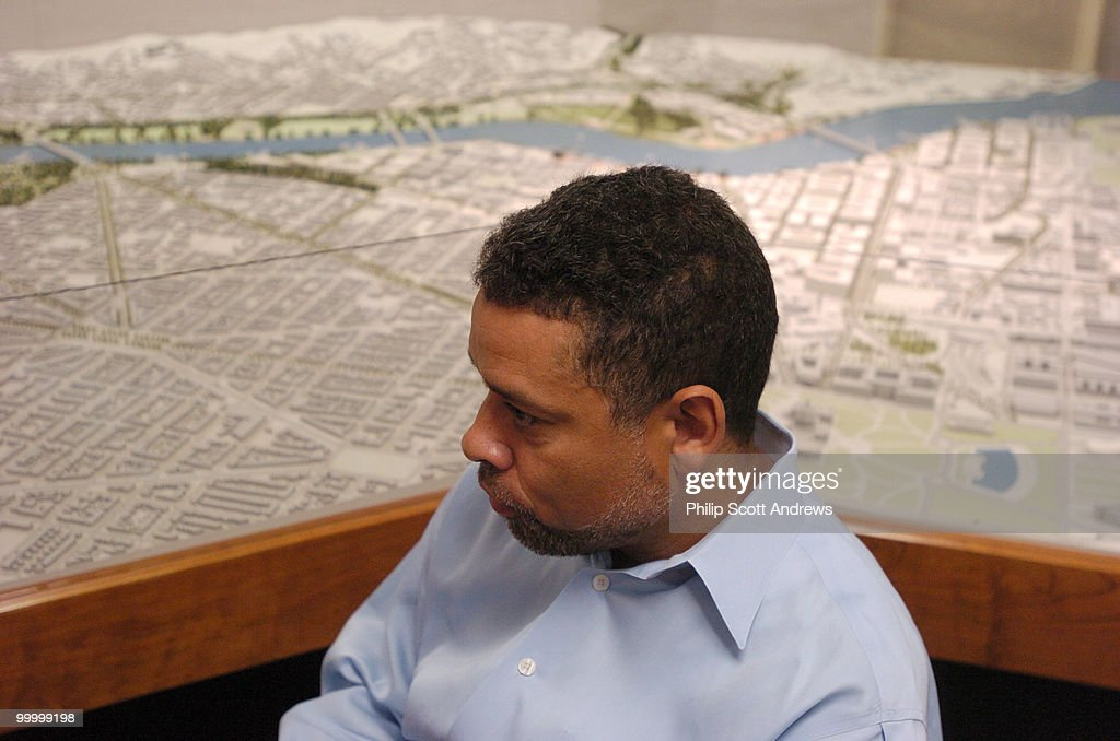 Adrian Washington discusses his plan for the revitalization of the Anacostia Waterfront.