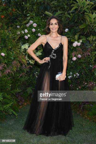 Adriana Abascal attends the Valentino Haute Couture Fall Winter 2018/2019 show as part of Paris Fashion Week on July 4 2018 in Paris France