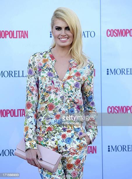 Adriana Abenia attends Cosmpolitan Fragrance Awards 2013 at the Circulo de Bellas Artes on June 26 2013 in Madrid Spain