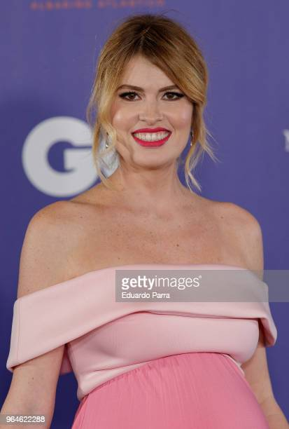 Adriana Abenia attends the 'GQ Inconquistables' awards photocall at COAM on May 31 2018 in Madrid Spain