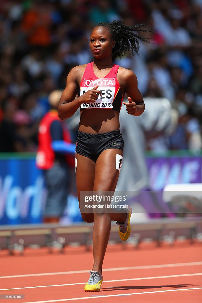 15th IAAF World Athletics Championships Beijing 2015 - Day Two : News Photo