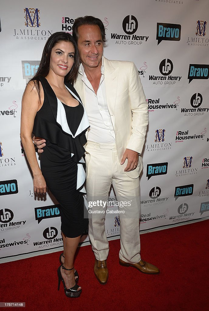 The Real Housewives of Miami Season 3 Premiere Party : News Photo