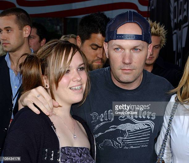 """Adriana Durst and Fred Durst during """"Lords of Dogtown"""" Los Angeles Premiere - Arrivals at Grauman's Chinese Theatre in Hollywood, California, United..."""