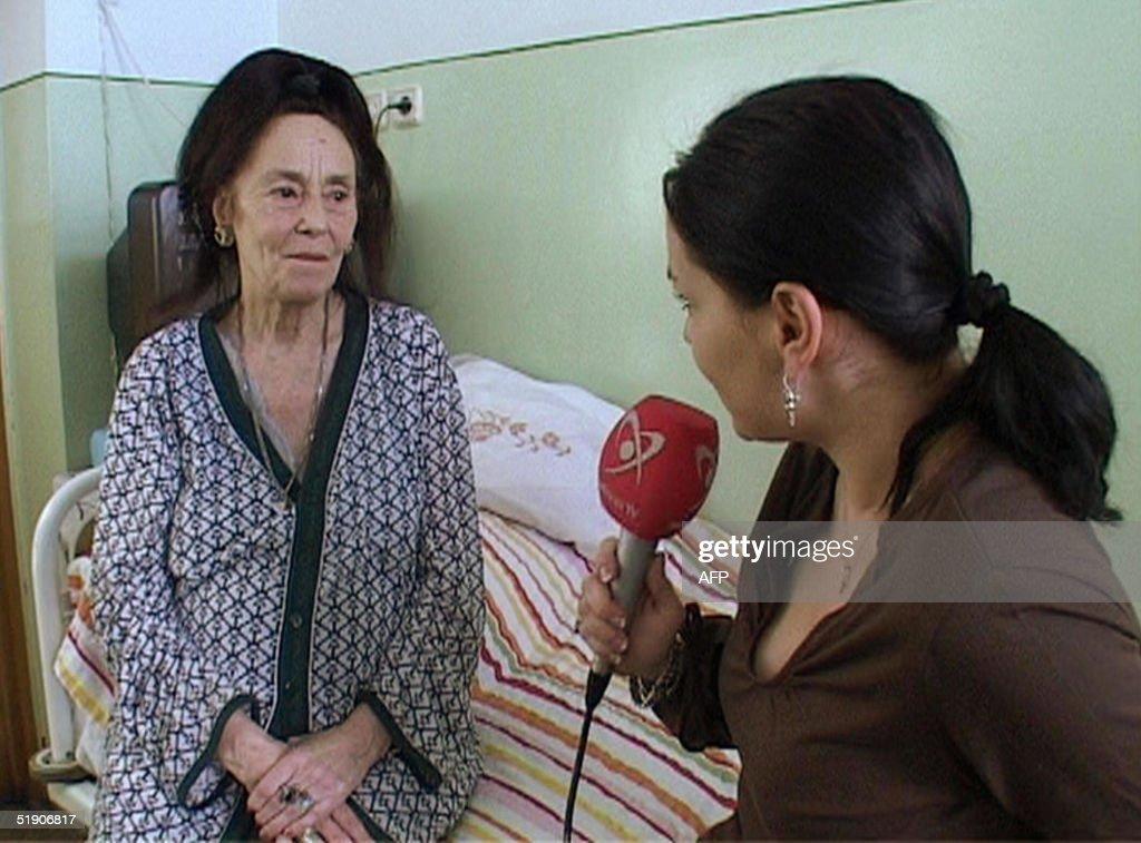 (FILE PHOTO) Adriana Iliescu, a 67-year- : Photo d'actualité