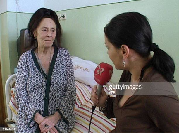 Adriana Iliescu a 67yearold retired Romanian university teacher seven months pregnant with twins after almost a decade of treatment in fertility...