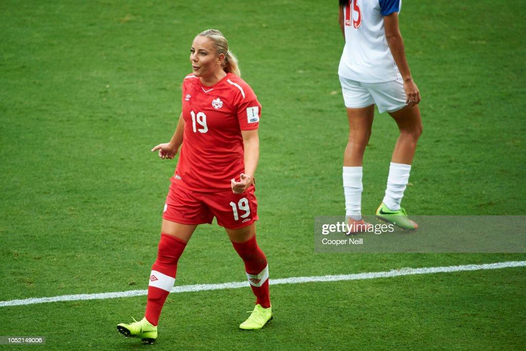 Panama v Canada: Semifinal - CONCACAF Women's Championship : News Photo