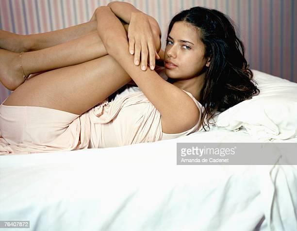 Adriana Lima Adriana Lima Elle Italy June 1 2003