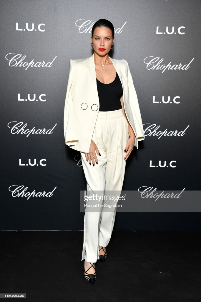 Chopard Hosts The Gentleman's Evening At The Hotel Martinez - 72th Cannes Film Festival : News Photo