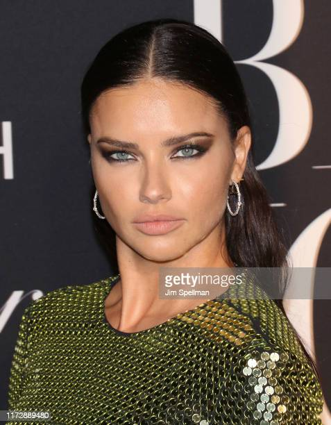 Adriana Lima attends the 2019 Harper's Bazaar ICONS on September 06, 2019 in New York City.