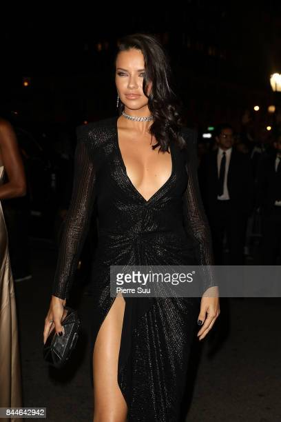 Adriana Limaarrives at the Harper's BAZAAR Celebration of 'ICONS By Carine Roitfeld' at The Plaza Hotel presented by Infor Laura Mercier Stella...