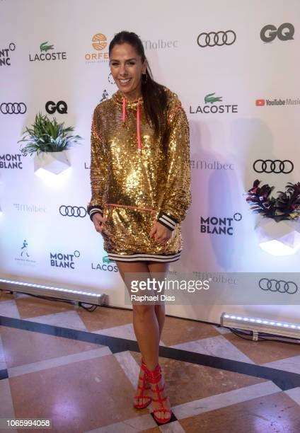 Adriane Galisteu attends the GQ Brazil Men of The Year Awards at Belmond Copacabana Palace on November 27, 2018 in Rio de Janeiro, Brazil.