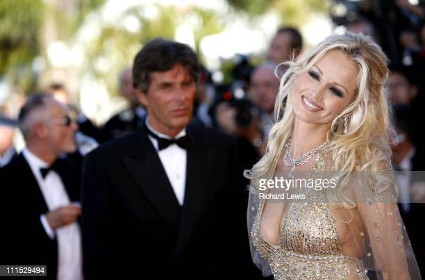 Adrianna Karembeu during 2006 Cannes Film Festival Marie Antoinette Premiere at Palais des Festival in Cannes France