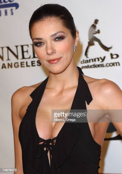 Adrianne Curry at the Paramount Studios in Los Angeles CA