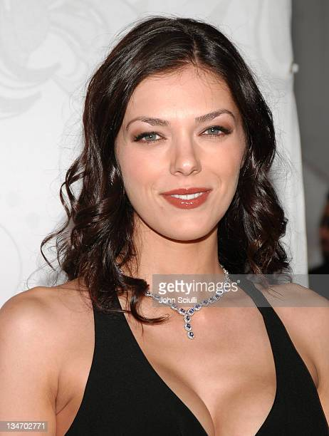 Adrianne Curry during 5th Annual TV Land Awards Arrivals at Barker Hanger in Santa Monica CA United States