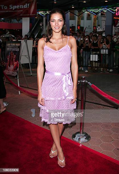 Adrianne Curry during 'Light Years Away' Los Angeles Screening Arrivals at Universal City Walk Cinemas in Universal City California United States