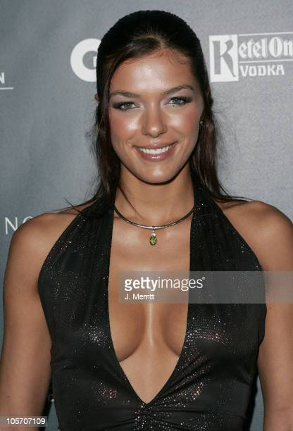Adrianne Curry during Valentino and GQ Host a Live Performance By John Legend at The Museum of Television and Radio in Beverly Hills California...