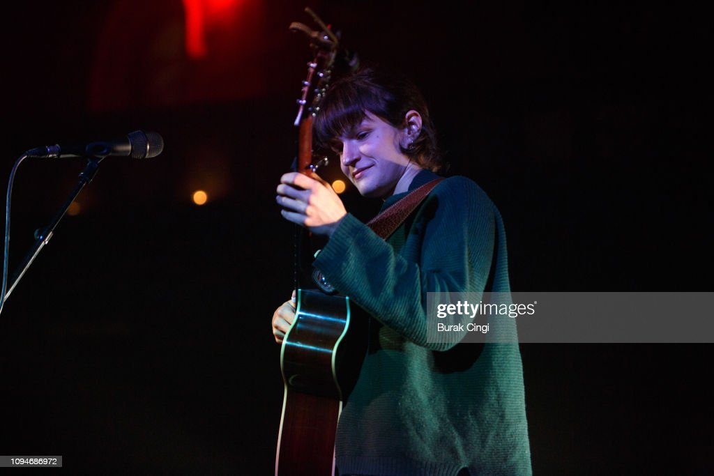 Adrianne Lenker Performs At Union Chapel London : News Photo