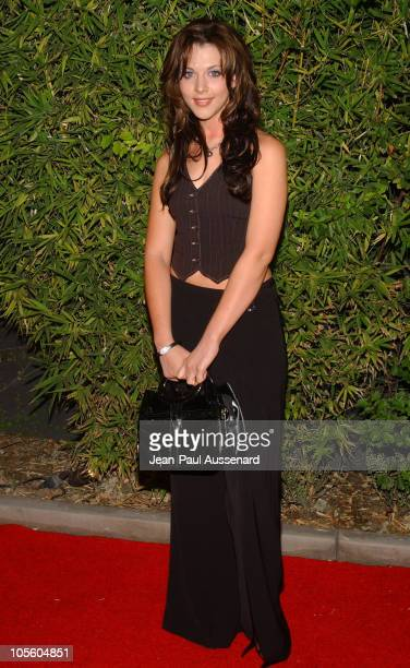 Adrianne Leon during SOAPnet Fall 2004 Launch Party at Falcon in Hollywood California United States