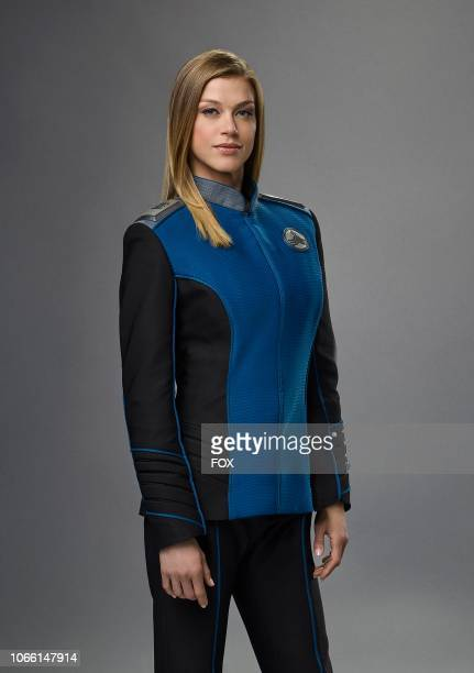 Adrianne Palicki as Kelly Grayson in Season Two of THE ORVILLE premiering Sunday Dec 30 following the NFL ON FOX doubleheader