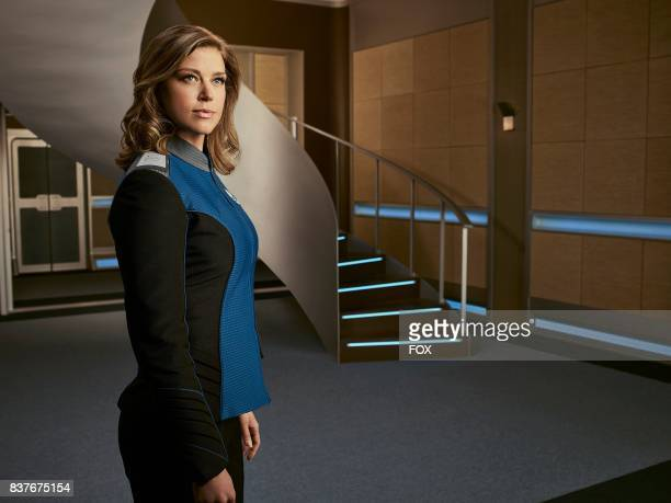 Adrianne Palicki as Kelly Grayson in the new space adventure series THE ORVILLE from the creator of Family Guy The first part of the special twopart...