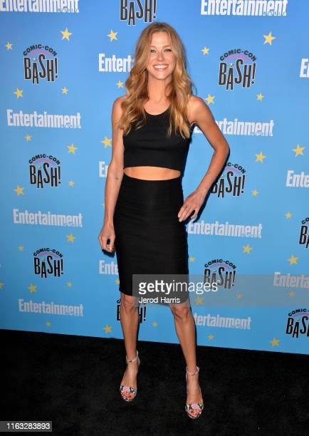Adrianne Palicki attends Entertainment Weekly ComicCon Celebration at Float at Hard Rock Hotel San Diego on July 20 2019 in San Diego California