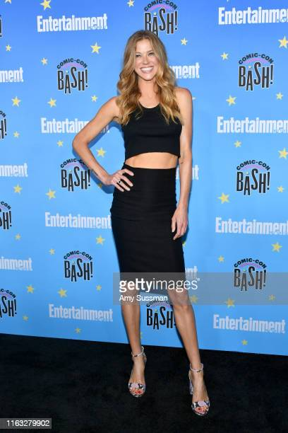 Adrianne Palicki attends Entertainment Weekly's Comic-Con Bash held at FLOAT, Hard Rock Hotel San Diego on July 20, 2019 in San Diego, California...