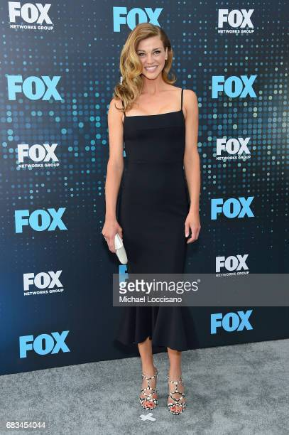 Adrianne Palicki attends the 2017 FOX Upfront at Wollman Rink Central Park on May 15 2017 in New York City