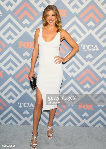 Adrianne Palicki attends the 2017 Summer TCA Tour 'Fox' on August 08 2017 in Los Angeles California