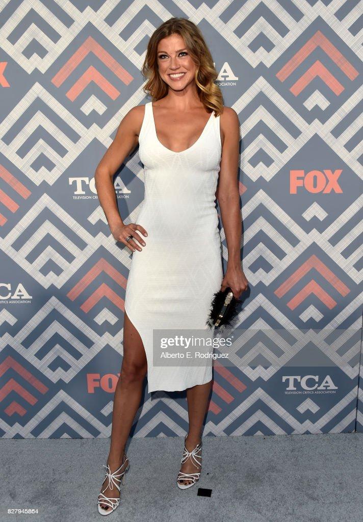 2017 Summer TCA Tour - Fox - Arrivals : Fotografía de noticias