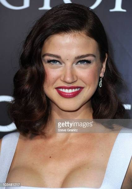 Adrianne Palicki attends the Legion Los Angeles Premiere at ArcLight Cinemas Cinerama Dome on January 21 2010 in Hollywood California