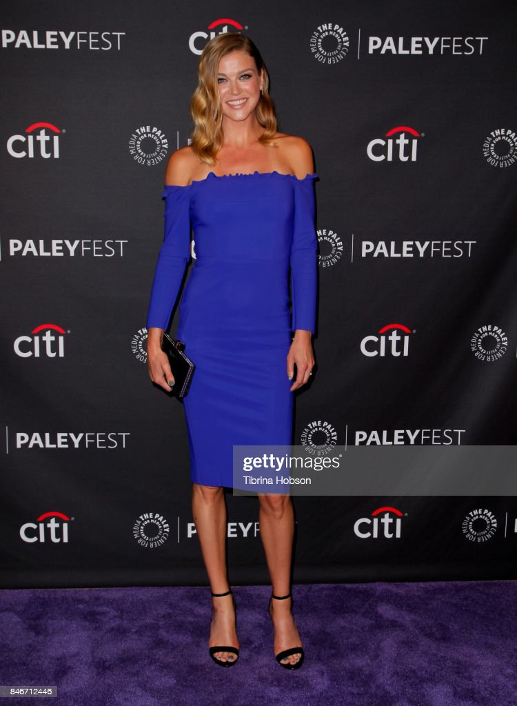 Adrianne Palicki attends The Paley Center for Media's 11th annual PaleyFest Fall TV previews for FOX at The Paley Center for Media on September 13, 2017 in Beverly Hills, California.