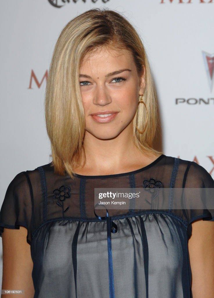 Maxim's 8th Annual Hot 100 Party - Arrivals : News Photo