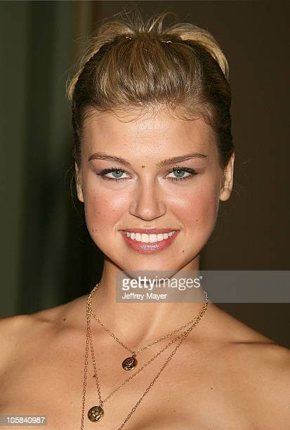 Adrianne Palicki during NBC Summer 2006 TCA Party Arrivals at Ritz Carlton in Pasadena California United States