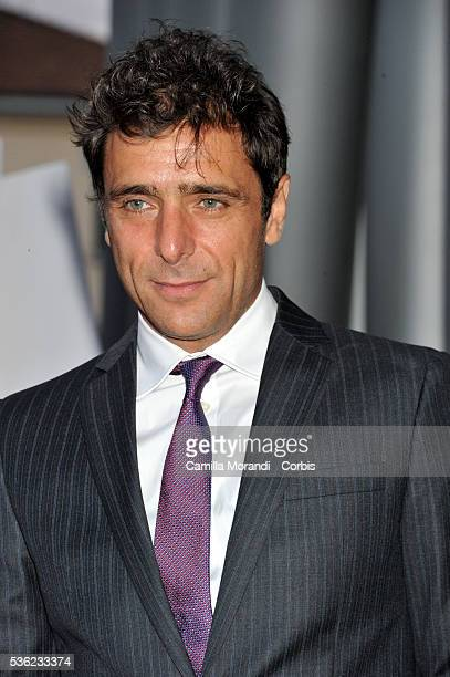 Adriano Giannini attends Nastri D'Argento 2016 Award Nominations on May 31 2016 in Rome Italy