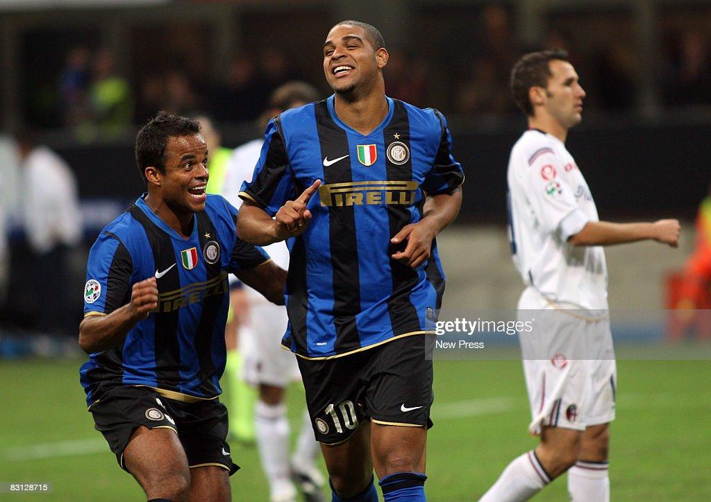 FC Inter Milan v Bologna FC - Serie A : News Photo