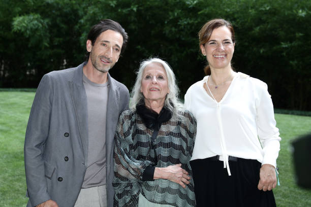 ITA: Giorgio Armani - Arrivals - Milan Men's Fashion Week Spring/Summer 2021/22