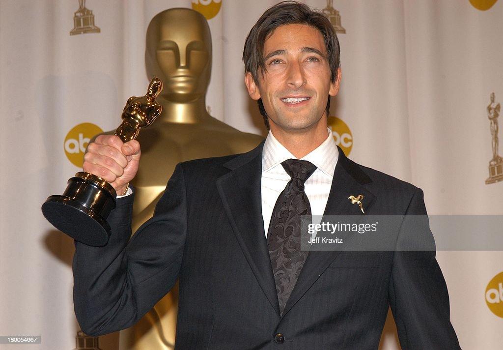 75th Annual Academy Awards - Press Room : News Photo