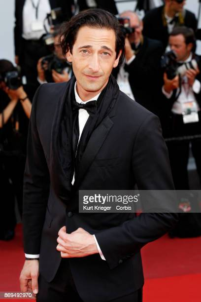 Adrien Brody arrives at the premiere for 'D´ Apres Une Histoire Vraie' during the 70th International Cannes Film Festival at the Palais des Festivals...