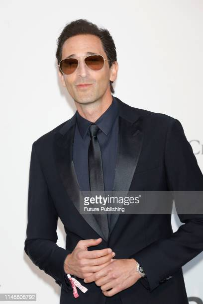 Adrien Brody at the amfAR Cannes Gala 2019 at Hotel du CapEdenRoc on May 23 2019 in Cap d'Antibes France