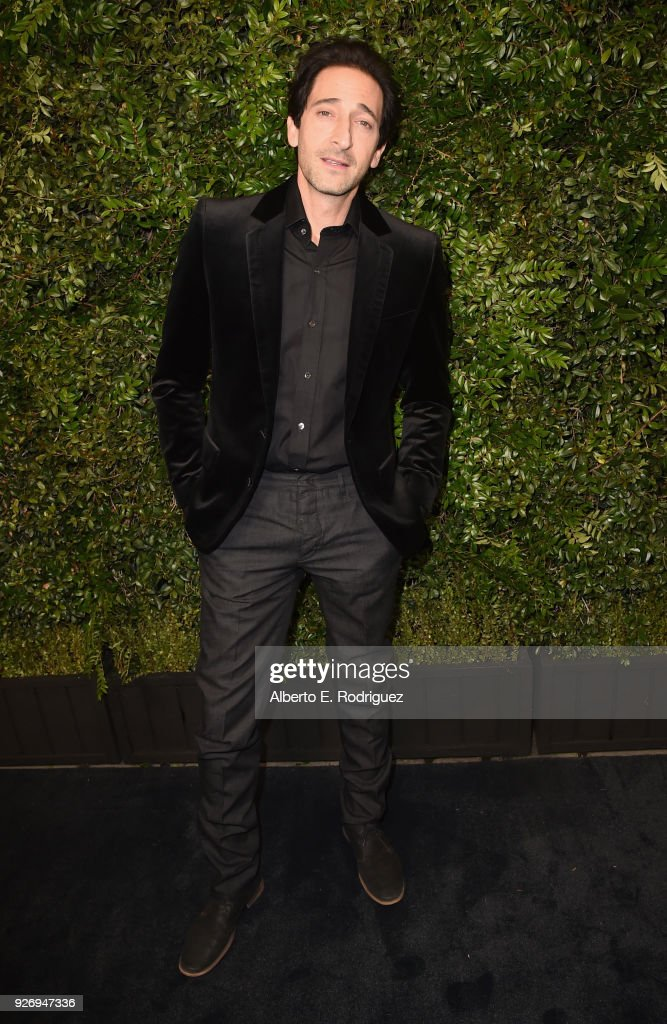 Charles Finch And Chanel Pre-Oscar Awards Dinner At Madeo In Beverly Hills - Arrivals : News Photo