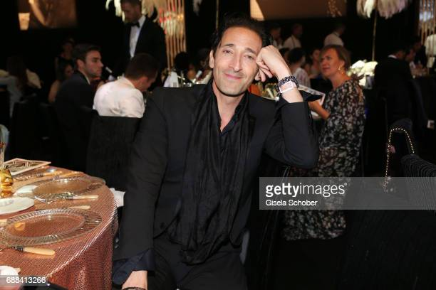 Adrien Brody attends the amfAR Gala Cannes 2017 at Hotel du CapEdenRoc on May 25 2017 in Cap d'Antibes France