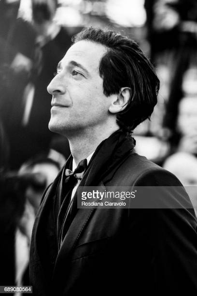 Adrien Brody attends the Based On A True Story screening during the 70th annual Cannes Film Festival at Palais des Festivals on May 27 2017 in Cannes...